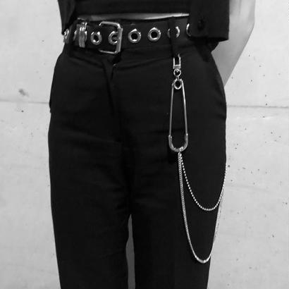 SAFETYPIN PANT CHAIN