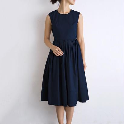 mama dress(ネイビー)2017SS019※再入荷