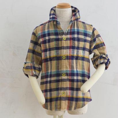 Shirts チェックネル160㎝