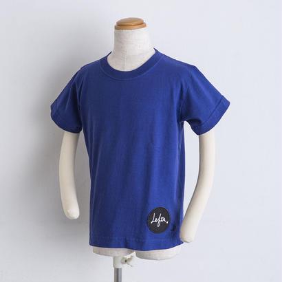 染 Tshirts (ブルー)