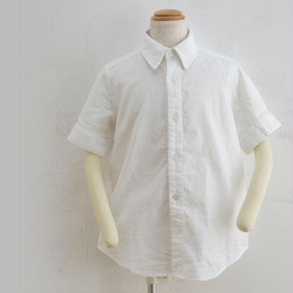 new sleeve shirts ホワイト(160cm)