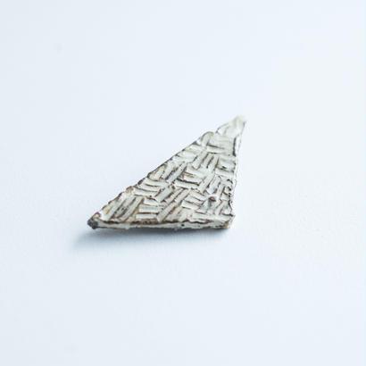 ブローチ【三角】