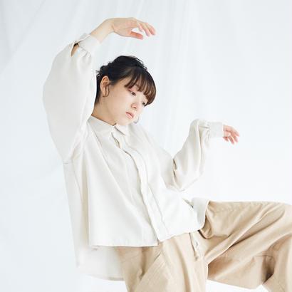 【予約商品】フレアロシャツ(unisex)