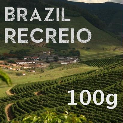 【SPECIALTY COFFEE】100g Brazil Recreio 1.100-1,280m Pulped Natural / ブラジル ヘクレイオ パルプトナチュラル