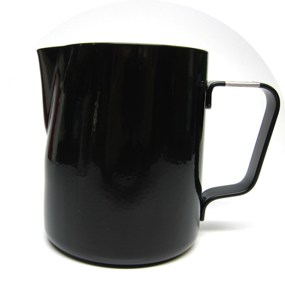 Revolution Stainless Steel Steaming Pitcher 20 oz 【BLACK】レボリューション ステンレスミルクピッチャー20oz 【ブラック】