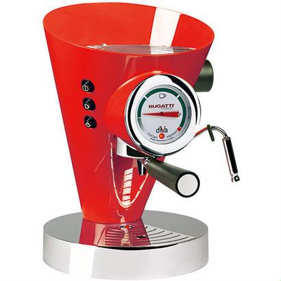 BUGATTI HOME USE ESPRESSO MACHINE(RED)ブガッティ 家庭用エスプレッソマシン(レッド)