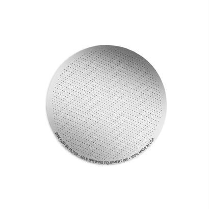 ABLE DISK COFFEE FILTER (STANDARD)/ エイブル ディスク 金属製コーヒーフィルター スタンダード(エアロプレス用)