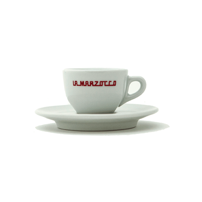 La Marzocco Espresso Cup & Saucer SET(LINEA LOGO)