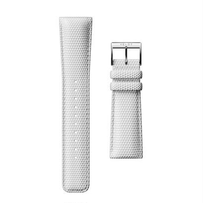 Option Belt - Leather White