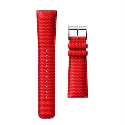 Option Belt - Leather Red