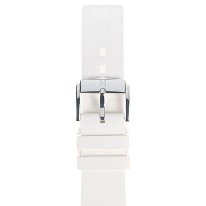 Option Belt - Rubber Pure White