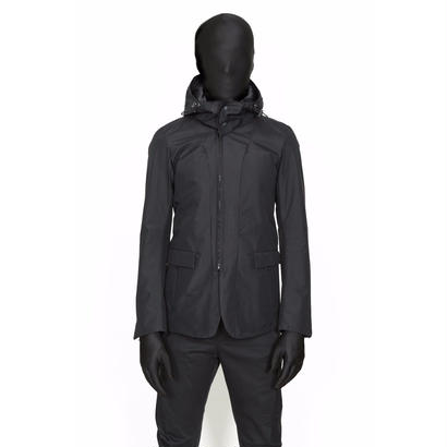 "CIVILIZED ""CLEARED HOOD JACKET"""