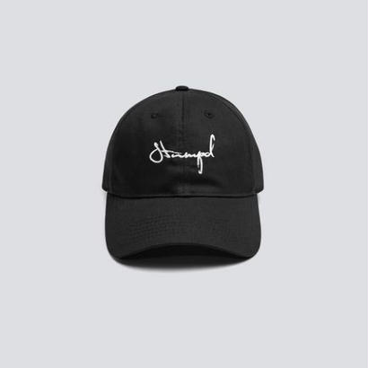 "STAMPD ""SCRIPT DAD HAT """