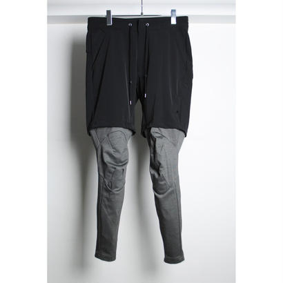 "CIVILIZED ""SURVIVAL LAYERED PANTS"""