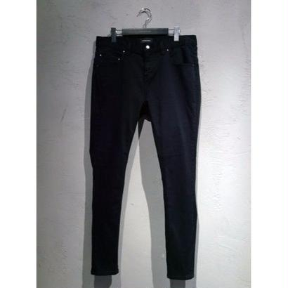 diet butcher slim skin [super stretch loose fit pants]