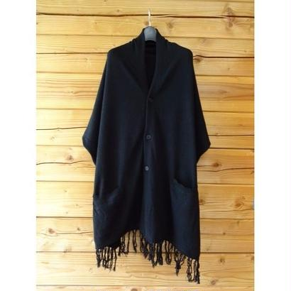 "Diet Butcher Slim Skin ""cape cardigan  """