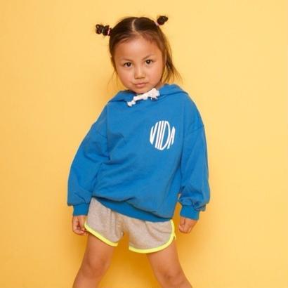 KIDSパーカー(blue)