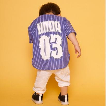 ViiDAkids ベースボール shirt (blue)