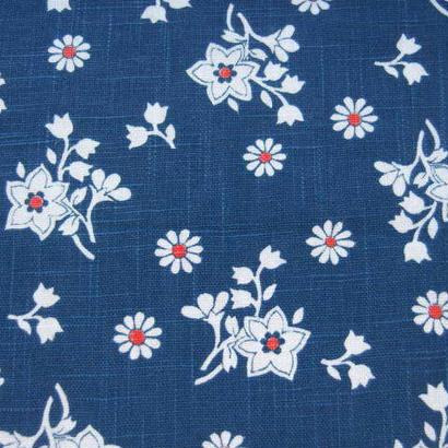 #104 クラシカルな白い花 80s