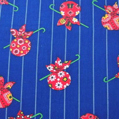 #005 かわいいお花の巾着柄