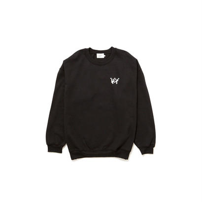 VCW SWEAT SHIRT - BLK