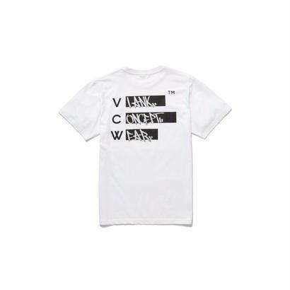 VCW × WOOD DW T-SHIRT - WHT