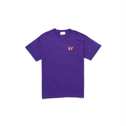 VCW S/S T-SHIRT - PUR
