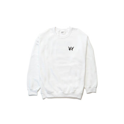 VCW SWEAT SHIRT - WHT