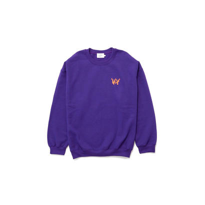 VCW SWEAT SHIRT - PUR