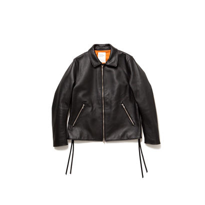 VCW SINGLE RIDERS JACKET - BLK