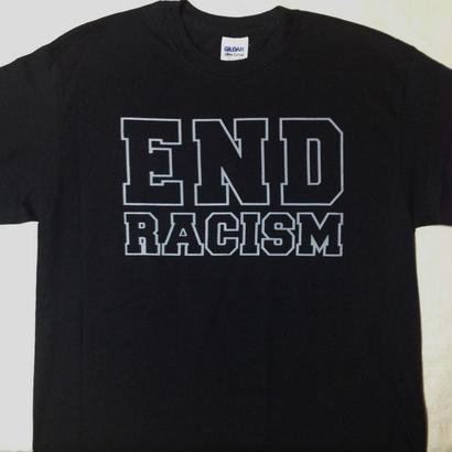 """Aims to end "" T-shirt  ※お支払いは銀行振込を選択して下さい。"