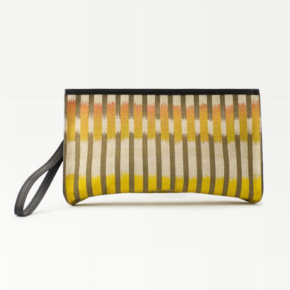 CLUTCH BAG –yamabukicha–