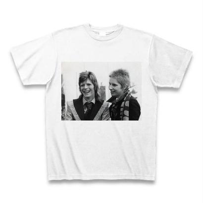 「DAVID BOWIE」ver.41ロックTシャツ WATERFALLオリジナル ※完全受注生産品 S/ M/ L/ XL