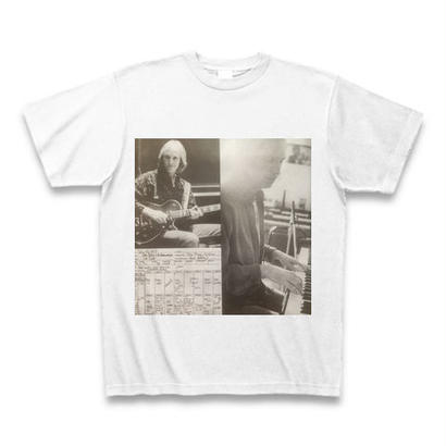 「TOM PETTY」ver.4追悼ロックTシャツ WATERFALLオリジナル ※完全受注生産品 S/ M/ L/ XL