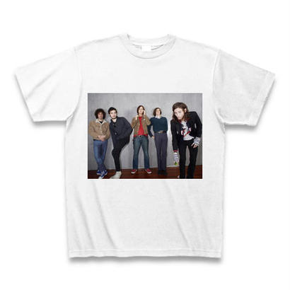 「THE STROKES」ver.2ロックTシャツ WATERFALLオリジナル ※完全受注生産品 S/ M/ L/ XL