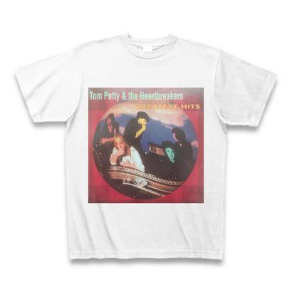 「TOM PETTY」ver.5追悼ロックTシャツ WATERFALLオリジナル ※完全受注生産品 S/ M/ L/ XL