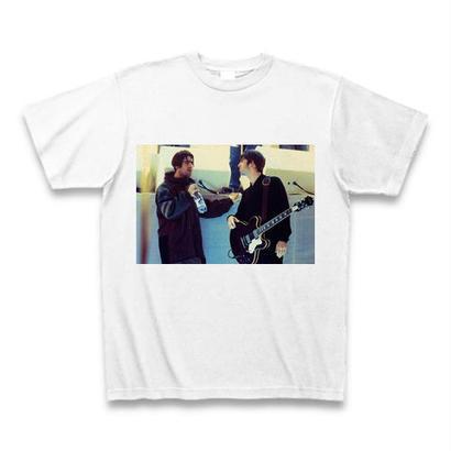 「OASIS」ver.5ロックTシャツ WATERFALLオリジナル ※完全受注生産品 S / M / L / XL