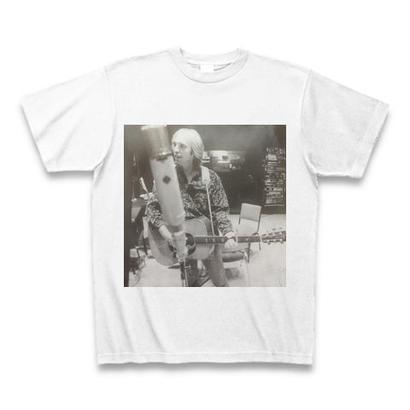 「TOM PETTY」ver.2追悼ロックTシャツ WATERFALLオリジナル ※完全受注生産品 S/ M/ L/ XL