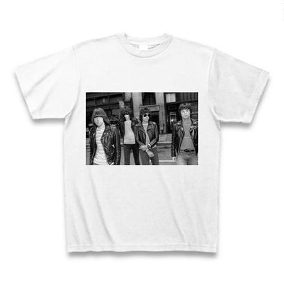 「RAMONES」ver.4ロックTシャツ WATERFALLオリジナル ※完全受注生産品 S / M / L / XL