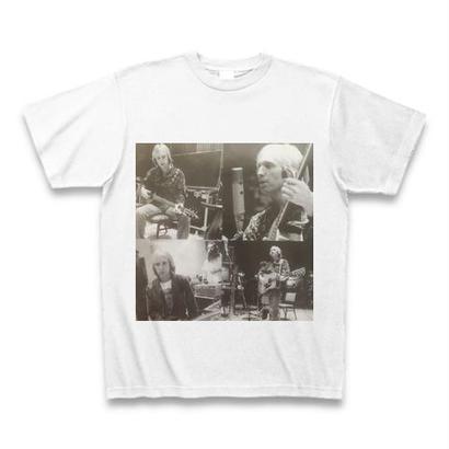 「TOM PETTY」ver.3追悼ロックTシャツ WATERFALLオリジナル ※完全受注生産品 S/ M/ L/ XL