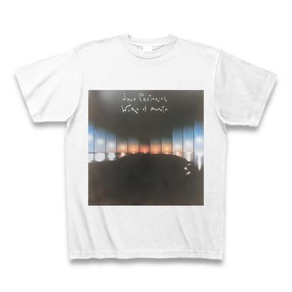 「JACO PASTORIUS」ver.4ジャズTシャツ WATERFALLオリジナル ※完全受注生産品 S/ M/ L/ XL
