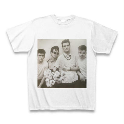 「The  Smiths」ver.18ロックTシャツ WATERFALLオリジナル ※完全受注生産品 S / M / L / XL