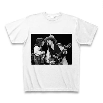 「 BOB DYLAN」ver.11ロックTシャツ WATERFALLオリジナル ※完全受注生産品 S/ M/ L/ XL