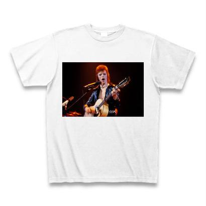 「DAVID BOWIE」ver.19ロックTシャツ WATERFALLオリジナル ※完全受注生産品 S/ M/ L/ XL
