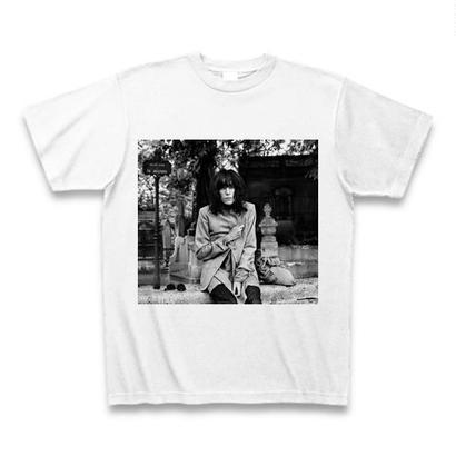 「Patti Smith」ver.4パンク40周年Tシャツ WATERFALLオリジナル ※完全受注生産品 S/ M/ L/ XL