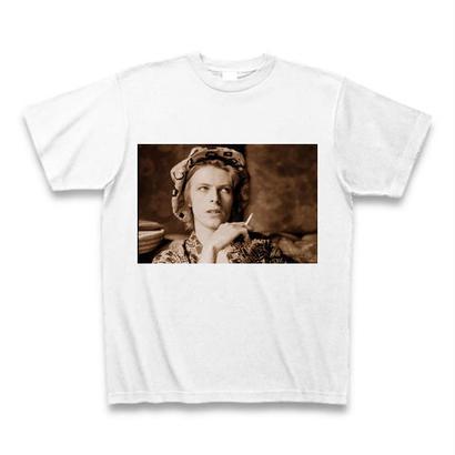 「DAVID BOWIE」ver.33ロックTシャツ WATERFALLオリジナル ※完全受注生産品 S/ M/ L/ XL