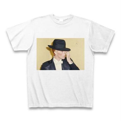 「DAVID BOWIE」ver.20ロックTシャツ WATERFALLオリジナル ※完全受注生産品 S/ M/ L/ XL