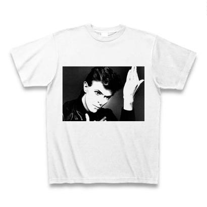 「DAVID BOWIE」ver.21ロックTシャツ WATERFALLオリジナル ※完全受注生産品 S/ M/ L/ XL