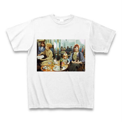 「DAVID BOWIE」ver.36ロックTシャツ WATERFALLオリジナル ※完全受注生産品 S/ M/ L/ XL