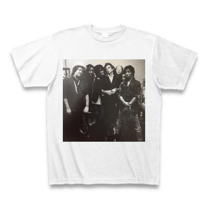 「KEITH RICHARDS」ver.4ロックTシャツ WATERFALLオリジナル ※受注生産品 S/M/L/XL